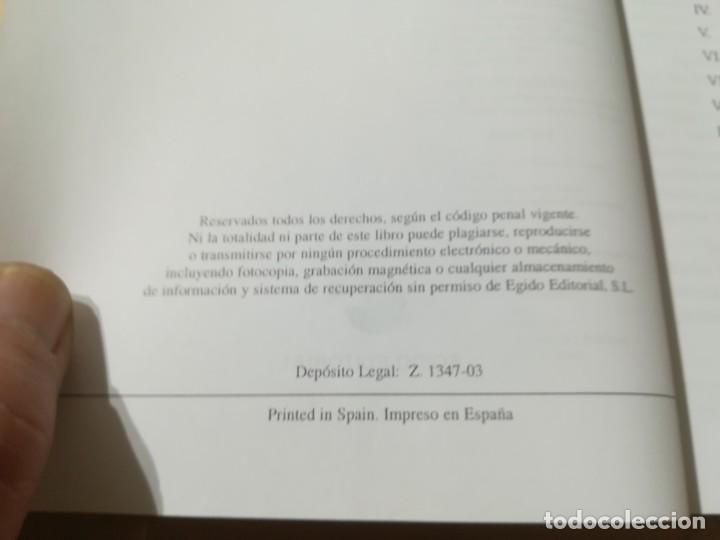 Libros de segunda mano: LUPO / JESUS ANGEL MENDIZ / EGIDO / AK25 - Foto 8 - 277500143