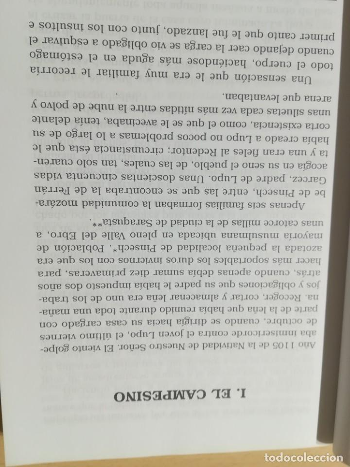 Libros de segunda mano: LUPO / JESUS ANGEL MENDIZ / EGIDO / AK25 - Foto 10 - 277500143