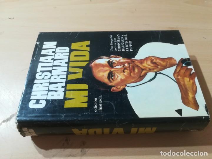 MI VIDA / CRISTIAAN BARNARD / PLAZA JANES / AK58 (Libros de Segunda Mano (posteriores a 1936) - Literatura - Narrativa - Otros)