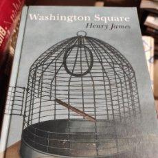 Libros de segunda mano: WASHINGTON SQUARE. HENRY JAMES ALBA CLASICA. Lote 277533538