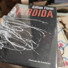 Libros de segunda mano: GILLIAN FLYNN. PERDIDA. CIRCULO DE LECTORES PRECINTADO. Lote 277533803
