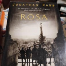 Libros de segunda mano: ROSA. NOVELA DEL PERIODO DE ENTREGUERRAS. J. RABB. Lote 277534333