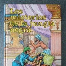 Libros de segunda mano: LOS MISTERIOS DE LA JUNGLA NEGRA EMILIO SALGARI. Lote 277543288