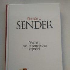 Libros de segunda mano: RRQUIEM POR UN CAMPESINO ESPAÑOL/RAMÓN J. SENDER. Lote 277543453