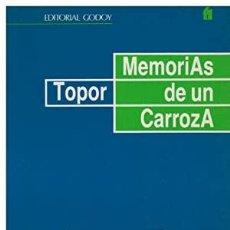Libros de segunda mano: MEMORIAS DE UN CARROZA. ROLAND TOPOR. Lote 277630383