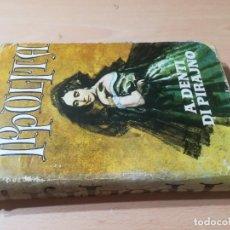 Libros de segunda mano: IPPOLITA / ALBERTO DENTI DE PIRAJNO / EXLIBRIS MARQUES DE ARACIEL / AL67. Lote 277646413