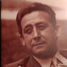 Libros de segunda mano: EL TEMBLOR DIARIO / ALFONSO USSÍA. 1ª ED. BARCELONA : EDICIONES B, 1999.. Lote 277658348
