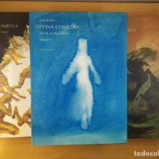 Libros de segunda mano: DIVINA COMEDIA. PARAÍSO-PURGATORIO- INFIERNO / DANTE ALIGBERI / CÍRCULO DE LECTORES. 2002. Lote 277679233