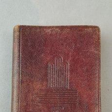Libros de segunda mano: AZORÍN. EL ARTISTA Y EL ESTILO. AGUILAR. COLECCIÓN CRISOL NUMERO 191. PRIMERA EDICIÓN. Lote 277843673