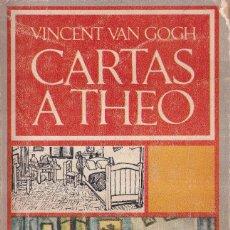 Libros de segunda mano: CARTAS A THEO - VINCENT VAN GOGH - SEIX BARRAL, LABOR 1981. Lote 278324968