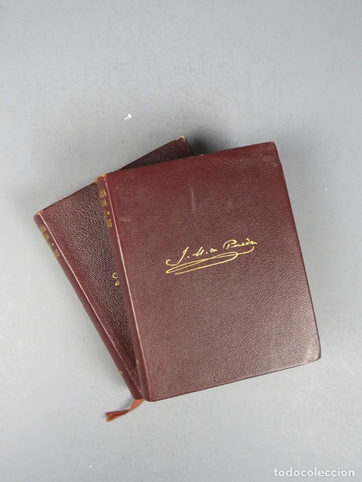 Libros de segunda mano: JOSÉ MARÍA DE PEREDA OBRAS COMPLETAS - II TOMOS - AGUILAR 1964 - Foto 2 - 278325058