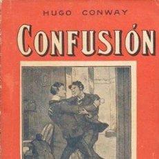 Libros de segunda mano: CONFUSION - CONWAY, HUGO - A-NOV-1458. Lote 278412293
