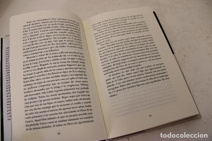 Libros de segunda mano: El Conquistador. Federico Andahazi. - Foto 3 - 278492353