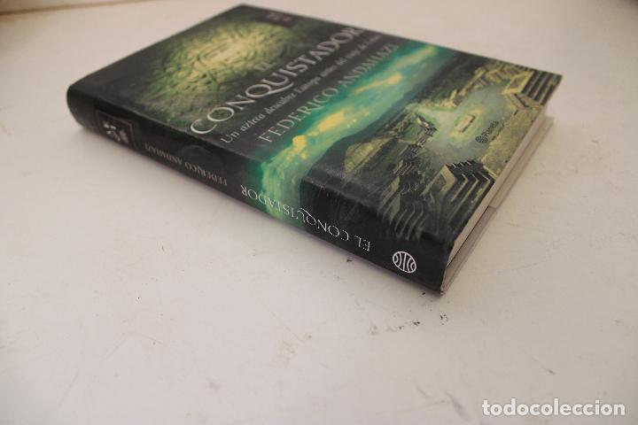 Libros de segunda mano: El Conquistador. Federico Andahazi. - Foto 4 - 278492353