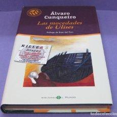 Libros de segunda mano: LAS MOCEDADES DE ULISES - ÁLVARO CUNQUEIRO. Lote 278509468