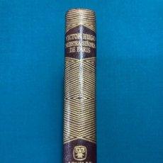 Libros de segunda mano: VICTOR HUGO.NUESTRA SEÑORA DE PARIS.ED.AGUILAR,S.A.COLECCION JOYA. Lote 278511728