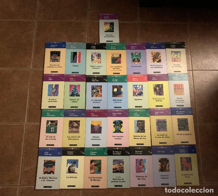 33 LIBROS DE COLECCIÓN 'NOVELAS DEL VERANO' (Libros de Segunda Mano (posteriores a 1936) - Literatura - Narrativa - Otros)