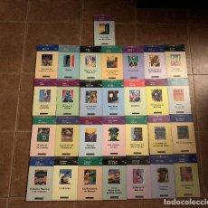 Libros de segunda mano: 33 LIBROS DE COLECCIÓN 'NOVELAS DEL VERANO'. Lote 278639338