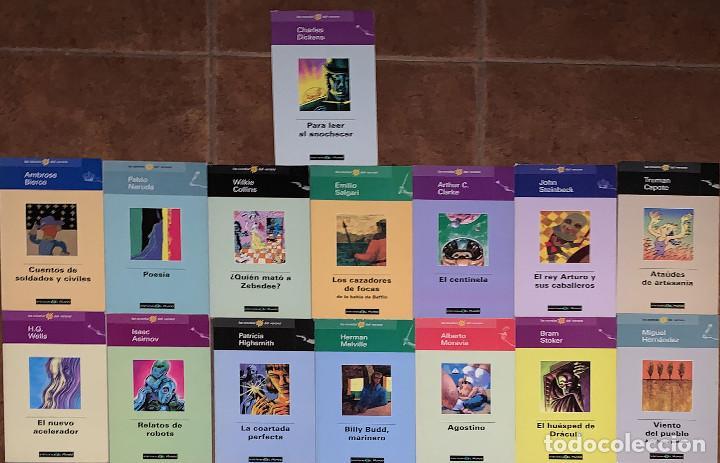 Libros de segunda mano: 33 libros de colección Novelas del verano - Foto 3 - 278639338