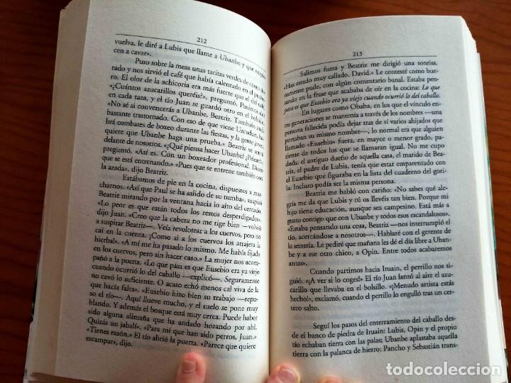 Libros de segunda mano: El hijo del acordeonista Bernardo Atxaga - Foto 3 - 278640673