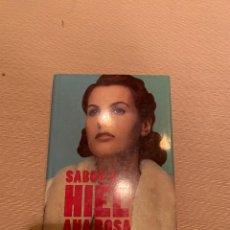 Libros de segunda mano: 'SABOR A HIEL' ANA ROSA QUITANA. Lote 278641058