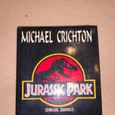 Libros de segunda mano: 'JURASSIC PARK' DE MICHAEL CRICHTON. Lote 278641183