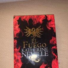 Libros de segunda mano: EL FUEGO (CONTINUACIÓN DE EL OCHO) DE KATHERINE NEVILLE. TAPA DURA. Lote 278641598