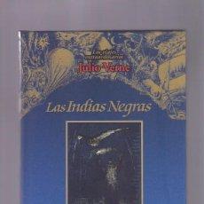 Libros de segunda mano: JULIO VERNE | LIBRO LAS INDIAS NEGRAS. Lote 278758973