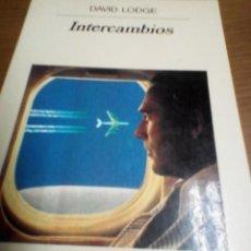 Libros de segunda mano: INTERCAMBIO, DAVID LODGE. Lote 278940153