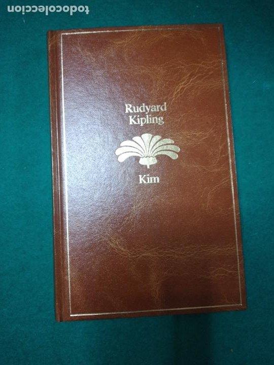 RUDYARD KIPLING. KIM. PLANETA 1985. (Libros de Segunda Mano (posteriores a 1936) - Literatura - Narrativa - Otros)