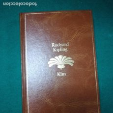 Libros de segunda mano: RUDYARD KIPLING. KIM. PLANETA 1985.. Lote 279372468