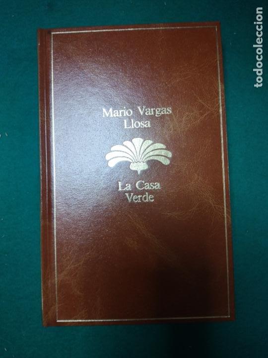 MARIO VARGAS LLOSA. LA CASA VERDE. SEIX BARRAL 1985. (Libros de Segunda Mano (posteriores a 1936) - Literatura - Narrativa - Otros)