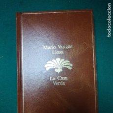 Libros de segunda mano: MARIO VARGAS LLOSA. LA CASA VERDE. SEIX BARRAL 1985.. Lote 279378343
