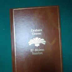 Libros de segunda mano: GRAHAM GREEN. EL DECIMO HOMBRE. SEIX BARRAL 1985.. Lote 279379413