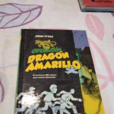 Libros de segunda mano: G-87 LIBRO OPERACIÓN DRAGÓN AMARILLO. 8 AVENTURAS Y 60 ENIGMAS PARA RESOLVER DISFRUTANDO. Lote 280106163