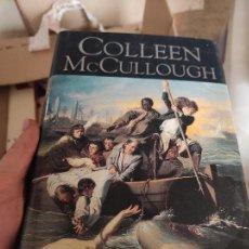 Libros de segunda mano: LA HUIDA DE MORGAN. COLLEEN MCCULLOUGH. Lote 280118168