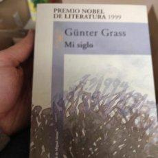 Libros de segunda mano: MI SIGLO. GÜNTER GRASS. Lote 280119203