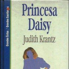 "Libros de segunda mano: LIBRO, ""PRINCESA DAISY"", DE JUDITH KRANTZ, ED. SALVAT 1994. Lote 280124713"