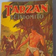 Libros de segunda mano: LOTE 4 LIBROS DE HISTORIAS DE TARZAN. Lote 280127338