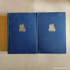 Libros de segunda mano: LA CONDESA DE CHARNY. 2 TOMOS. ALEJANDRO DUMAS. EDITORIAL LORENZANA. 1970. 920-880 PAGS.. Lote 283484603
