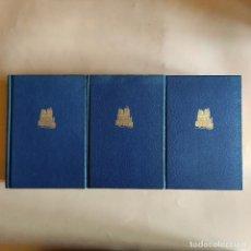 Libros de segunda mano: DIEZ AÑOS MAS TARDE O EL VIZCONDE DE BRAGELONNE. 3 TOMOS. ALEJANDRO DUMAS. 844-824-788 PAGS.. Lote 283484843