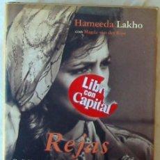 Libros de segunda mano: REJAS OCULTAS - HAMEEDA LAKHO - SCOTT TUROW 2002 - VER DESCRIPCIÓN. Lote 283938223