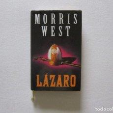 Livres d'occasion: LÁZARO - MORRIS WEST. Lote 284325103