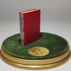 Libros de segunda mano: FEDERICO GARCÍA LORCA. POETA EN NUEVA YORK. CRISOLÍN Nº 49. AGUILAR. COL. CRISOL. MADRID. 1986.. Lote 284780363