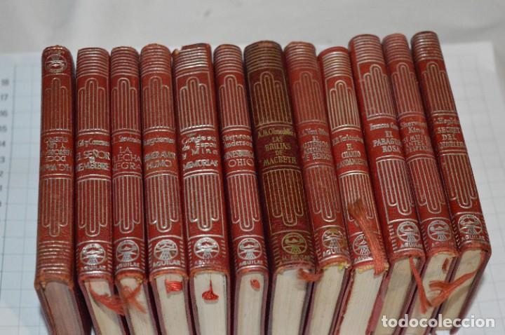 Libros de segunda mano: CRISOL / Aguilar - Años 40 y 50 / Lote antiguo de 12 ejemplares variados ¡Mira fotos/detalles! - Foto 2 - 285469408