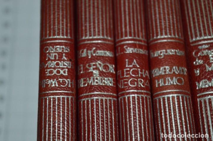 Libros de segunda mano: CRISOL / Aguilar - Años 40 y 50 / Lote antiguo de 12 ejemplares variados ¡Mira fotos/detalles! - Foto 3 - 285469408