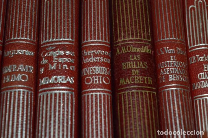 Libros de segunda mano: CRISOL / Aguilar - Años 40 y 50 / Lote antiguo de 12 ejemplares variados ¡Mira fotos/detalles! - Foto 4 - 285469408