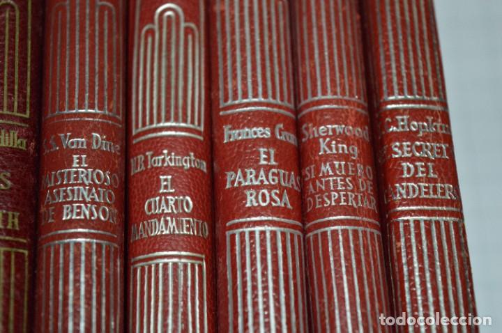 Libros de segunda mano: CRISOL / Aguilar - Años 40 y 50 / Lote antiguo de 12 ejemplares variados ¡Mira fotos/detalles! - Foto 5 - 285469408