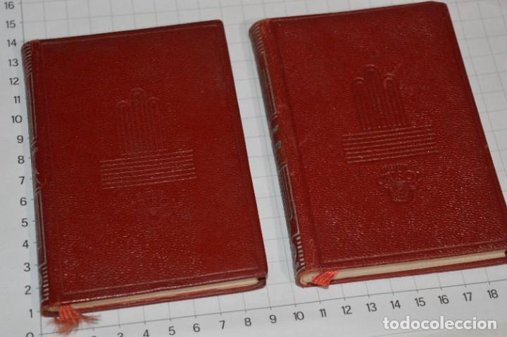 Libros de segunda mano: CRISOL / Aguilar - Años 40 y 50 / Lote antiguo de 12 ejemplares variados ¡Mira fotos/detalles! - Foto 12 - 285469408