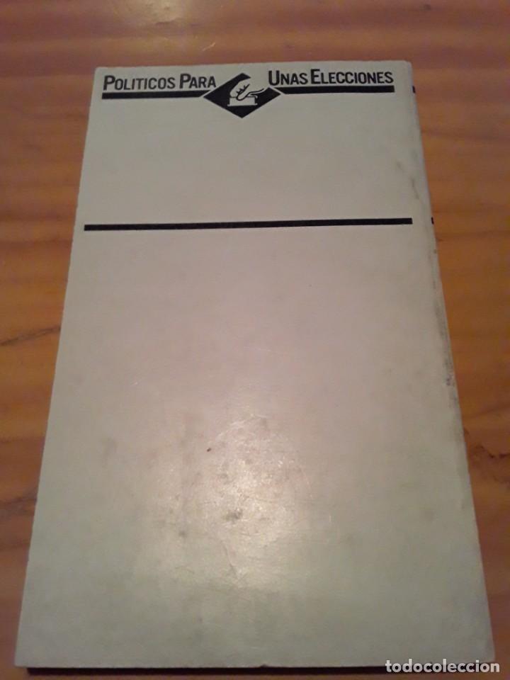 Libros de segunda mano: JOAN REVENTOS.ANDREU CLARET.EDITORIAL CAMBIO 16.1977.112 PAGINAS. - Foto 2 - 286618723